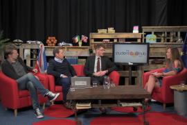 video still of Student Hub Live Brexit Special